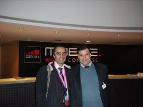 Francesco Iarlori and Nav Bains