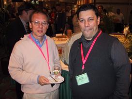 Francesco Iarlori & Roberto Zicari