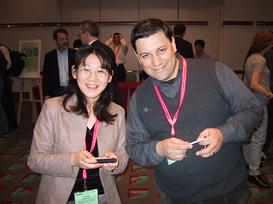 Francesco Iarlori & Kayoko Fukasawa